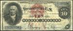 Robert Morris $10 Silver Certificates (1878-1880)
