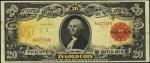 Gold Certificate - 1905 - Twenty Dollars
