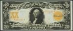 Gold Certificate - 1906 & 1922 - Twenty Dollars