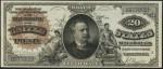 Silver Certificate - 1886 & 1891 - Twenty Dollars