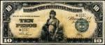 Value of 1920 Ten Pesos Bank Of The Philippines Islands Ten Pesos