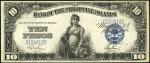 Value of 1928 Ten Pesos Bank Of The Philippines Islands Ten Pesos