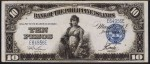 Value of 1933 Ten Pesos Bank Of The Philippines Islands Ten Pesos