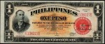 Value of 1941 Philippines One Peso Treasury Certificate