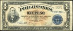 Value of Victory Philippines One Peso Treasury Certificate