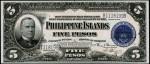 Value of 1924 Philippine Islands Five Pesos Treasury Certificate