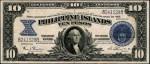 Value of 1924 Philippine Islands Ten Pesos Treasury Certificate