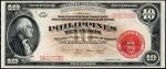 Value of 1936 Philippines Ten Pesos Treasury Certificate