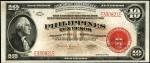Value of 1941 Philippines Ten Pesos Treasury Certificate