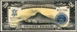 Value of 1918 Philippine Islands Twenty Pesos Treasury Certificate