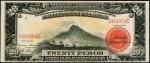 Value of 1929 Philippine Islands Twenty Pesos Treasury Certificate