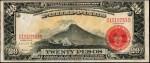 Value of 1936 Philippines Twenty Pesos Treasury Certificate