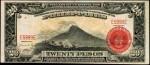 Value of 1941 Philippines Twenty Pesos Treasury Certificate