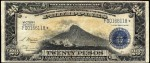 Value of Victory Philippines Twenty Pesos Treasury Certificate