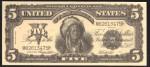 FAKE ALERT:  1899 $5 Silver Certificate Serial Number M82613475