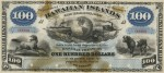 Value of 1879 $100 Hawaiian Islands Certificate of Deposit