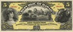 Value of 1895 $5 Republic of Hawaii Gold Certificate of Deposit