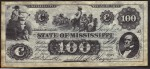 FAKE ALERT:  The State Of Mississippi $100 Bill