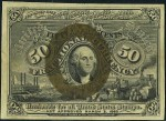 Value of March 3, 1863 Fifty Cents Fractional Currency