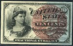 Value of March 3, 1863 Ten Cents Fractional Currency