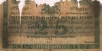 Value of Chartered Bank of India, Australia & China $25 Bank Note 1st January 1897