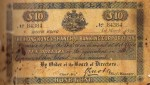 Value of Hong Kong & Shanghai $10 Bank Note 1890