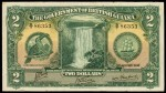 Value of 1st January 1942 Two Dollar Bank Note from British Guiana