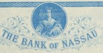 Value of Bank Note from The Bank of Nassau Bahamas