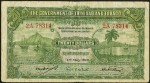 Value of 1st May 1942 Twenty Dollar Bank Note from Trinidad and Tobago