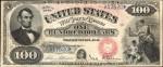Values of $100 1878 Legal Tenders