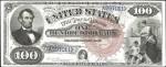Values of $100 1880 Legal Tenders