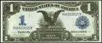 Value of One Dollar 1899 Silver Certificates
