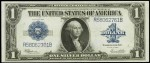 Value of One Dollar 1923 Silver Certificates