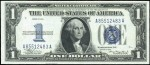 Value of One Dollar 1934 Silver Certificates