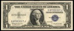 Value of One Dollar 1935 Silver Certificates
