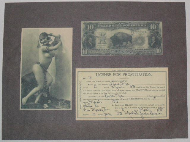 prostituée antique