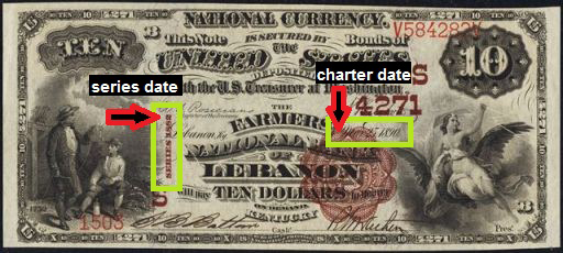 How Much Is A 1899 $10 Bill Worth?