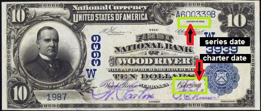 How Much Is A 1916 $10 Bill Worth?