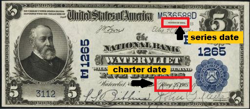 How Much Is A 1911 $5 Bill Worth?